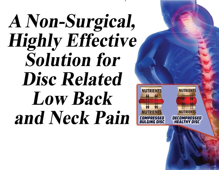 Spinal Decompression in Streetsboro OH